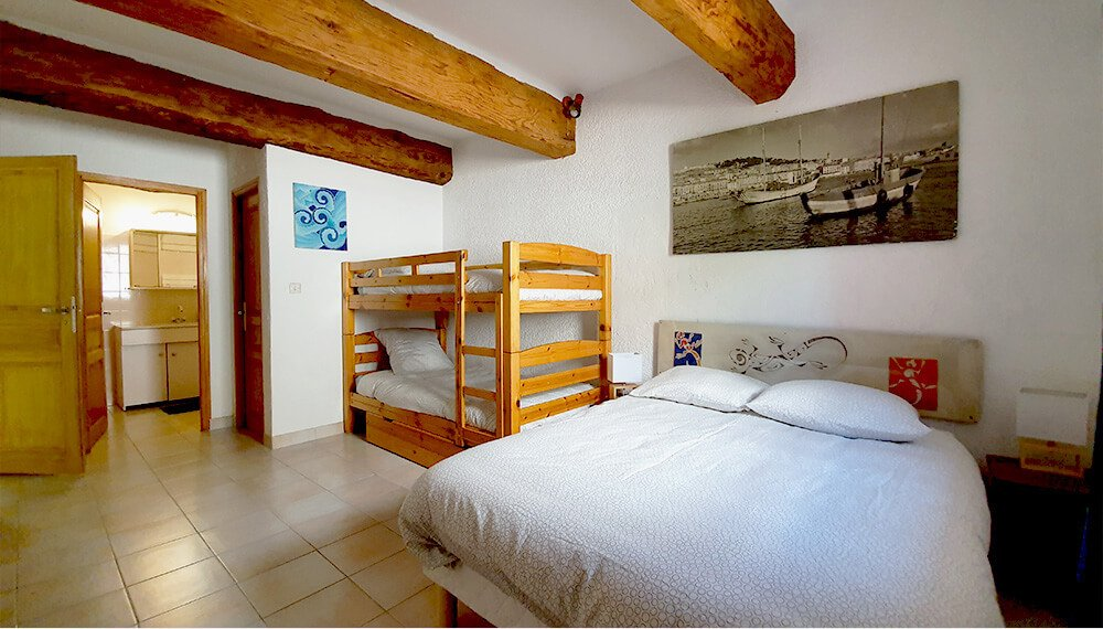 Bed and Breakfast Sete France