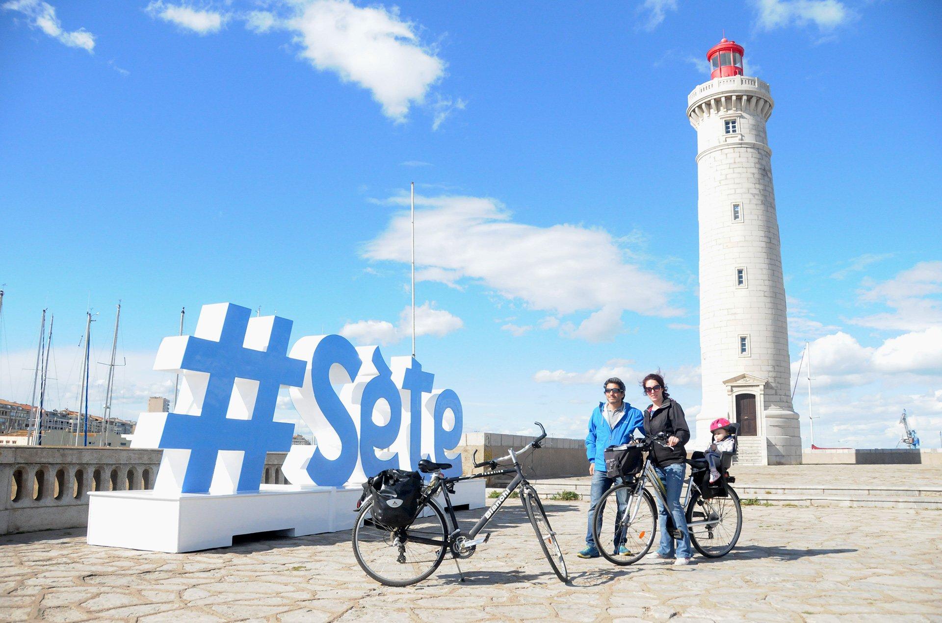 Accueil vélo Sète - Chambres d'hôtes Il Porto
